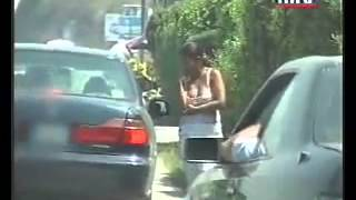 عاريات لبنان على الشارع
