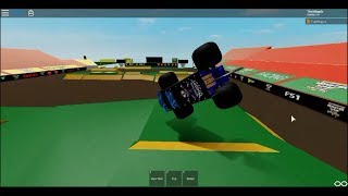 Monster Jam Roblox Youtube Series World Finals 2 Freestyle Teil 2