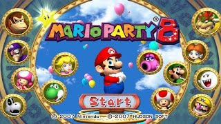 Mario Party 8 - All Boards (Solo Mode)