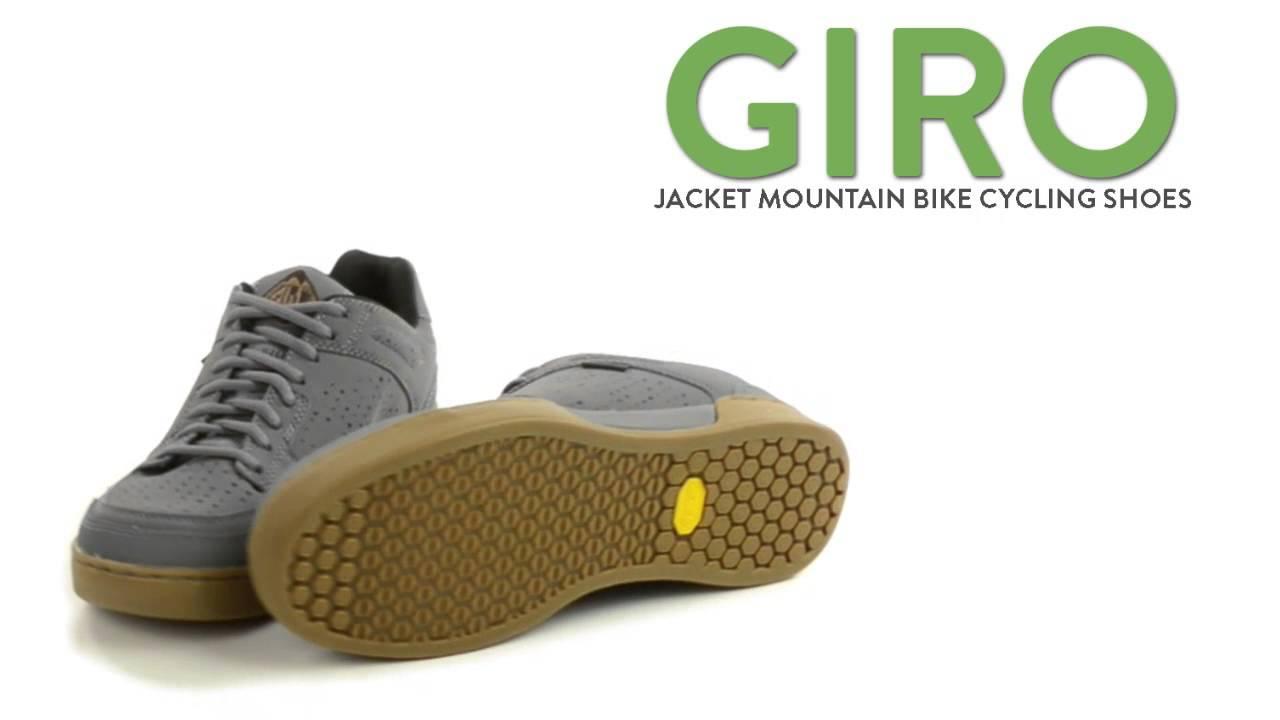 34223b3c7c2 Giro Jacket Mountain Bike Shoes (For Men) - YouTube