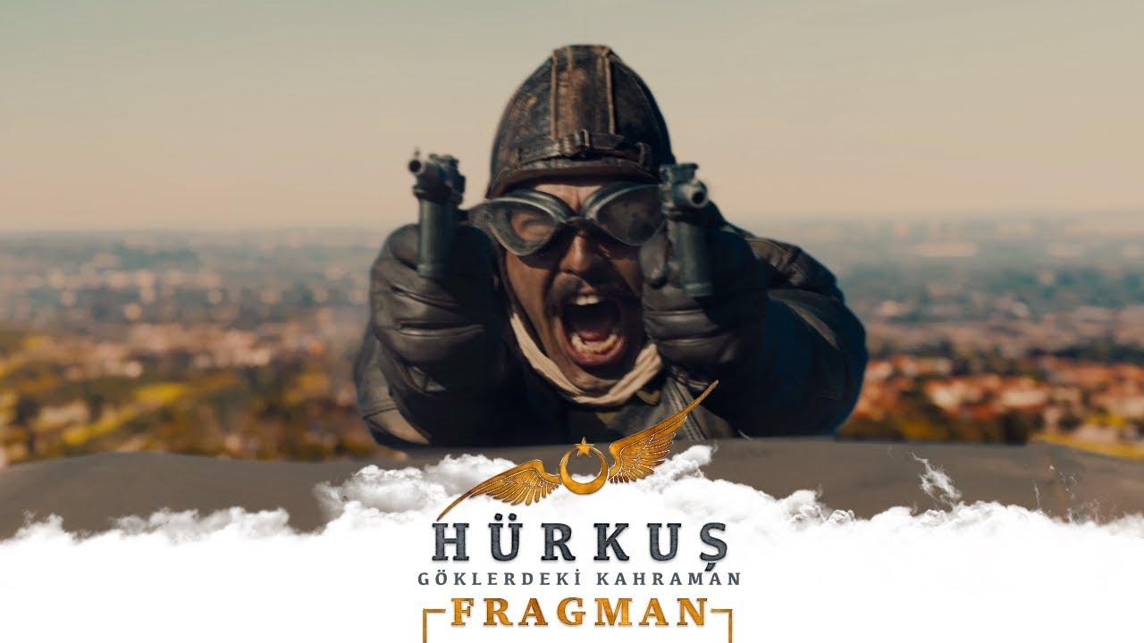 Hürkuş: Göklerdeki Kahraman - Fragman