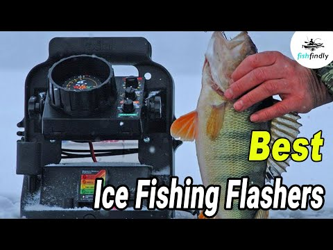 Best Ice Fishing Flashers In 2020 – Best Selections By Expert!
