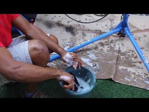 Reformed way to clean your bike