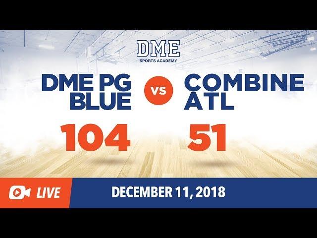 DME PG Blue vs Combine ATL