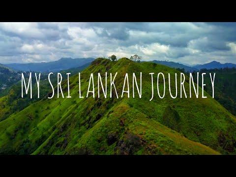 My Sri Lankan Journey | INSPIRING BEAUTIFUL TRAVEL VIDEO