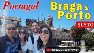 BRAGA & PORTO / PORTUGAL