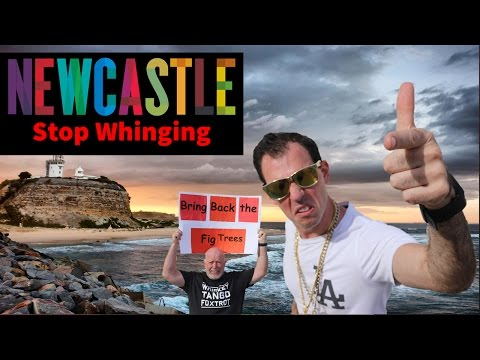 Newcastle Stop Whinging