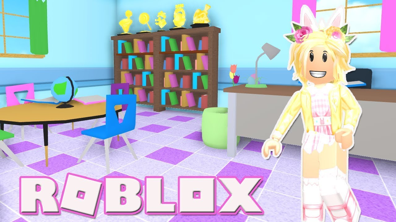 Making A Daycare In MeepCity! Roblox: MeepCity (Part 2) Activity Room - YouTube