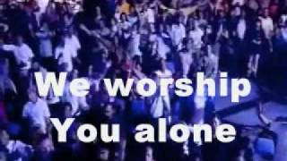 Alpha and Omega Worship Video with Lyrics