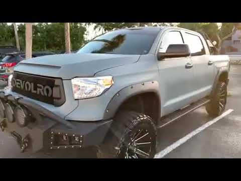 Обзор Toyota  Tundra Crew Max  Sr 5   DEVOLRO