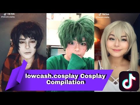 Download Bonbibonkers Vs Lowcash Cosplay Battle Cosplay Tik Tok
