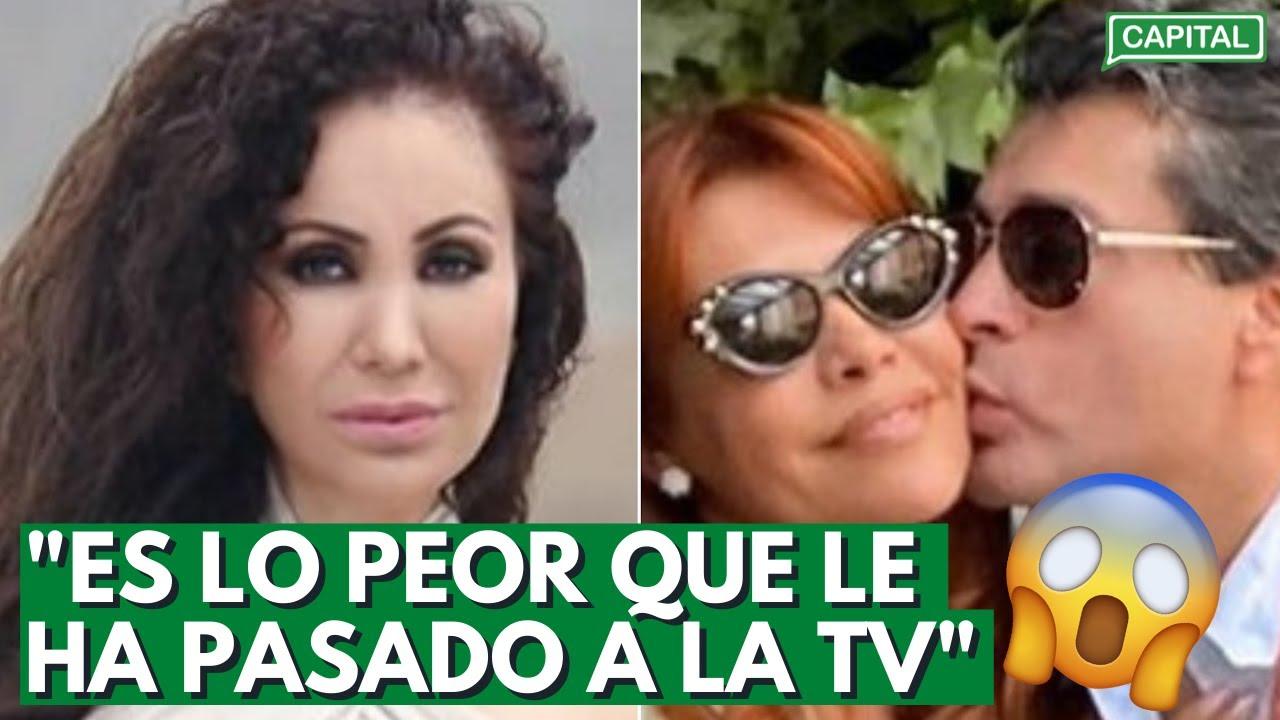 """Janet Barboza a Magaly: """"Cuando ella y su marido hacen reuniones, la ley no se debe aplicar"""""""