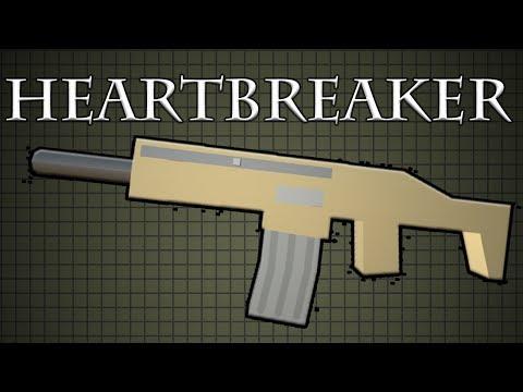 Heartbreaker - Unturned Weapon Overview thumbnail
