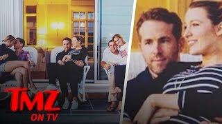 Ryan Reynolds Looks Miserable Hanging Out With Taylor Swift | TMZ TV