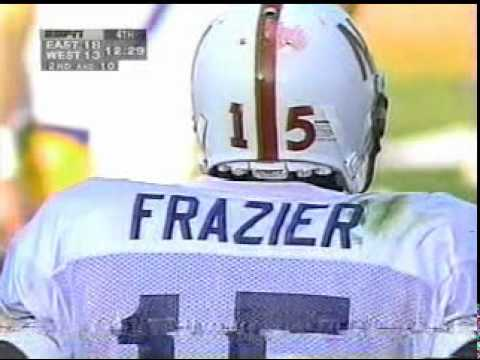 Huskers in the NFL: 1996 East West Shrine