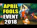APRIL FOOLS EVENT 2018 TRAILER - League of Legends