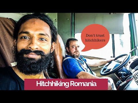Hitchhiking in Romania    Bucharest to Vama Veche