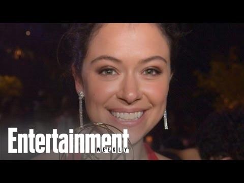 Tatiana Maslany's Emmys Win Broke The Internet | News Flash | Entertainment Weekly