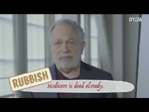 Robert Reich: Ryan's plan to replace Medicare based on a lie and DOES NOT WORK