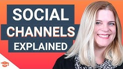 Social Media Strategy: Social Channels Explained