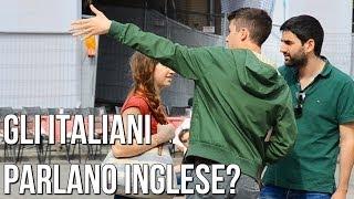 Gli Italiani parlano Inglese? - Esperimento Sociale - Relative