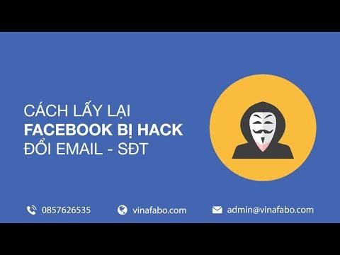 cách lấy lại nick facebook bị hack email 2019 - Cách lấy lại nick Facebook bị hack email trên điện thoại mới nhất