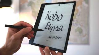 Kobo Elipsa, el rival del MEJOR KINDLE tiene lápiz para escribir en él