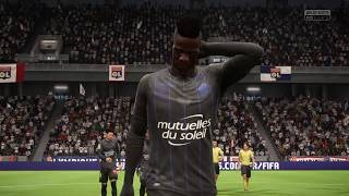 FIFA 18 | Lyon vs Nice | France Ligue 1 | Full Gameplay HD (PS4/Xbox One)