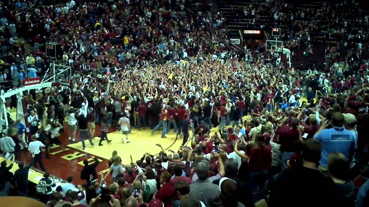 Florida State (FSU) Upsets North Carolina Basketball ...