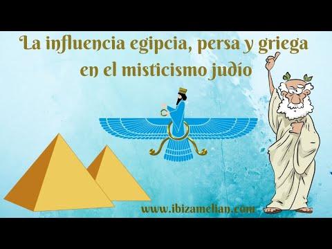 🕎La influencia egipcia, persa y griega en el ✡️misticismo judío from YouTube · Duration:  12 minutes 42 seconds