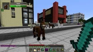Minecraft BOX OF LUCK MOD DIMENSION BOXES, BOSS BOXES, vesves BIOMES!! Mod Showcase vanossgamin