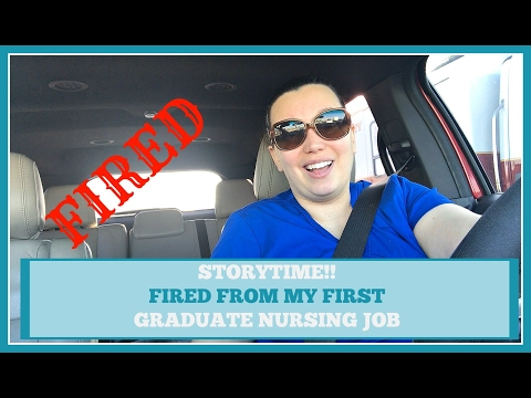 WHY I WAS FIRED FROM MY FIRST GRADUATE NURSE JOB | NURSE CHEUNG