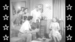 "Mickey Rooney ✰ Hey Mulligan ✰ ""1955"" S1* E20 ""The Basketball Star"""
