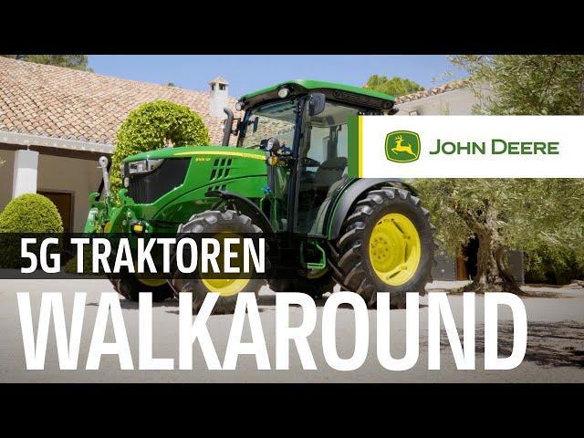 John Deere - 5G Rundgang