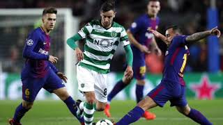 Barcelona Vs Sporting Lisbon [2-0], Champions League Group Stage, 2017