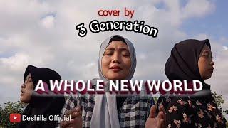 A Whole New World - Zayn, Zhavia Ward ( cover by Deshilla)