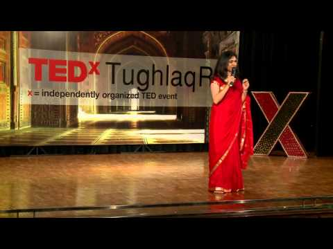 Unwrapping the gifts of menstruation: Sinu Joseph at TEDxTughlaqRd
