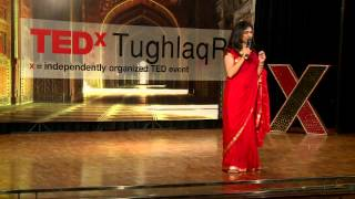 Unwrapping the gifts of menstruation | Sinu Joseph | TEDxTughlaqRd