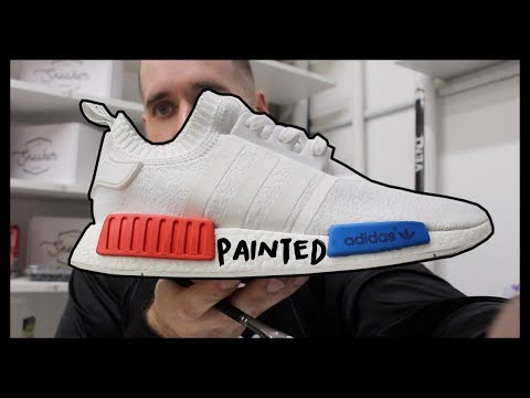 HOW TO MAKE PAINTED ULTRABOOST, NMD AND YEEZY LOOK NATURAL