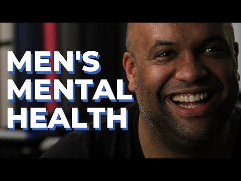 """""""A Real Man"""" with Mike Veny on Depression Recovery"""