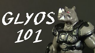 Glyos 101 Review: Rise of the Beasts (Plastic !magination)