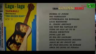TRIO GOLDEN HEART - Lagu BATAK Terpopuler Tahun 70'an