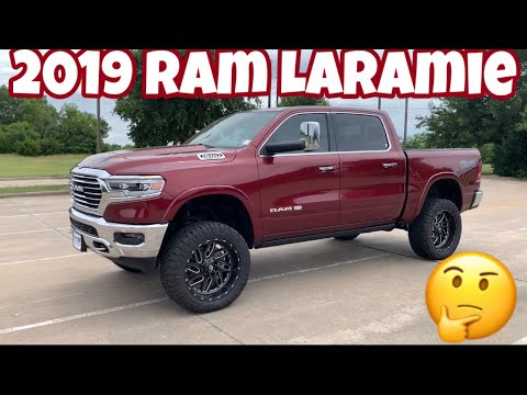 2019 Dodge Ram 1500 Laramie!!!!! This Truck Is The Most Legendary!!!! **Must See**