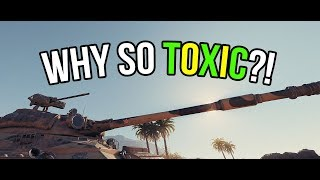 Why is World of Tanks so Toxic?! with LemmingRush