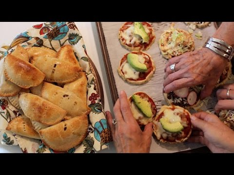 How to Make Empanadas (Hand Pies) & Sopes | Muy Bueno