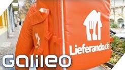 Marktführer Lieferando - So erfolgreich ist der größte Lieferdienst Europas! | Galileo | ProSieben