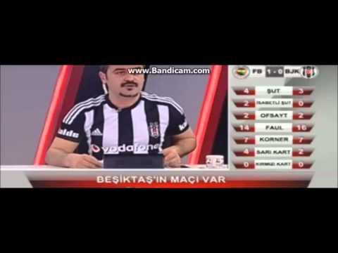 Fenerbahçe 2. Golü Bulunca BJK Tv