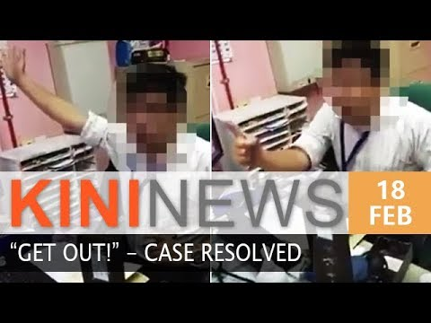 """""""Get Out!"""" - 'Shouting Dr' Case Resolved After Video Goes Viral 