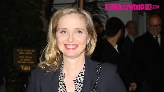 Julie Delpy Attends The W Magazine & Audi Pre-Golden Globe Party At The Chateau Marmont 1.5.17