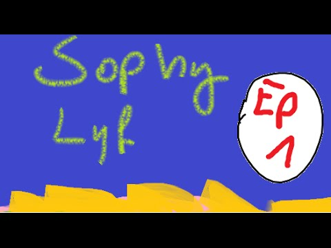 Sophy Lyf Ep1 [Autism Unleashed™ #1]